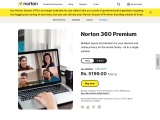 Norton 360 Premium – Multiple layers of protection and online privacy for you and the family