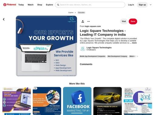 Logic Square Technologies – Leading IT Company In India
