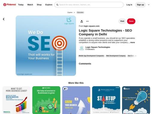 Logic Square Technologies – SEO Company In Delhi