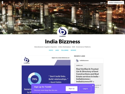 Get B2B Leads Quickly in India's Best B2B Portal – IndiaBizzness Online Marketplace