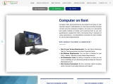Desktop on rent in Delhi NCR for your office or business purpose