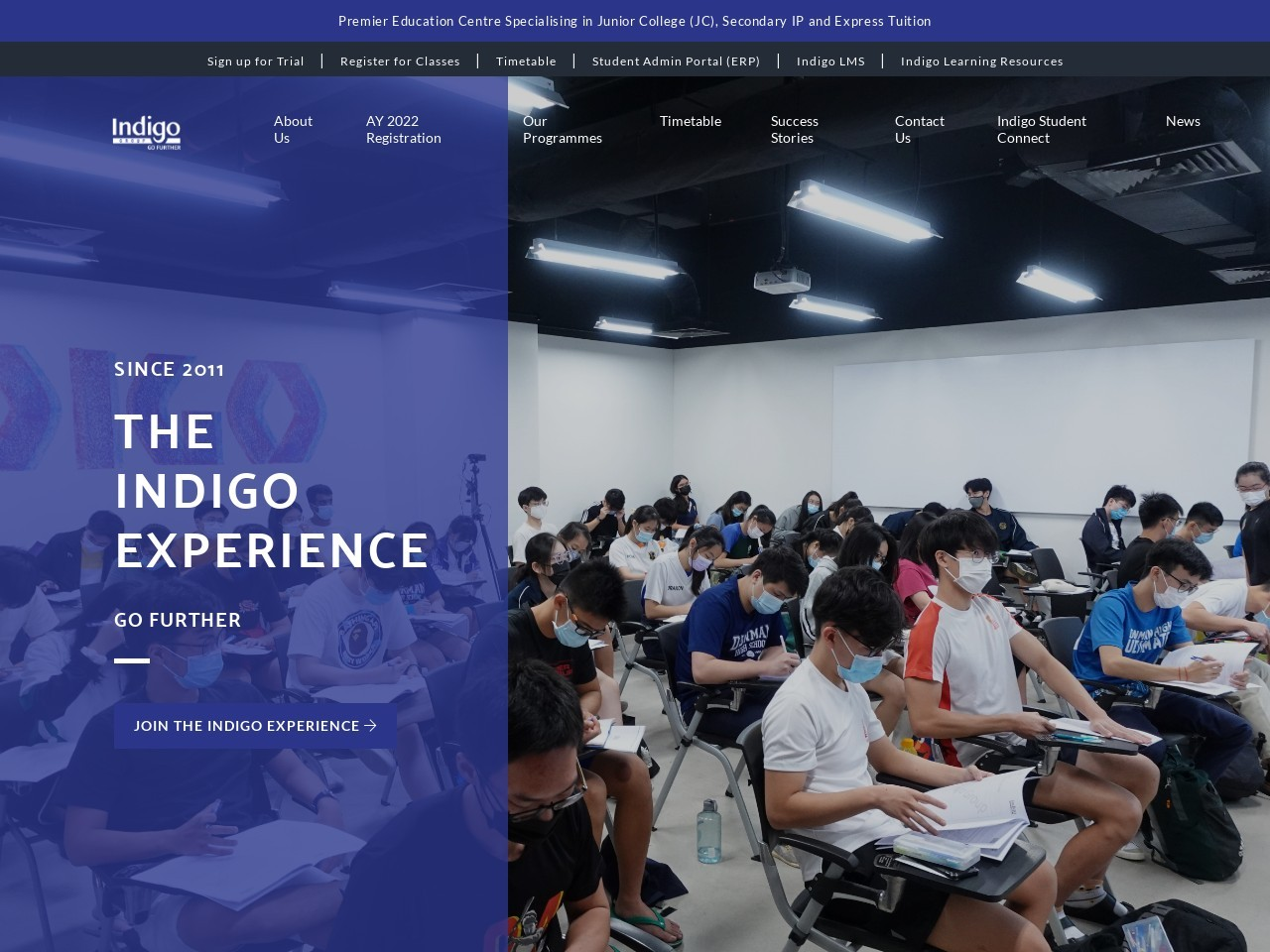 Mathematics Tuition for IP Students- Indigo Education Group