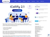 iCallify 2.1 Launched – Improve customer satisfaction