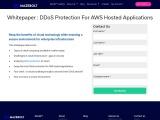 DDoS Mitigation for Cloud | Cloud DDoS Protection | MazeBolt