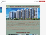 Gulshan Bellina Apartments in Noida Extension