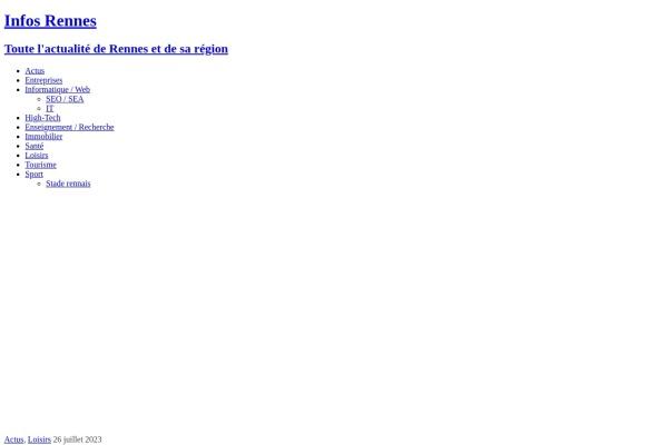 inforennes.fr