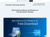 Best Antivirus Software for Windows 10 Free Download | Waredot