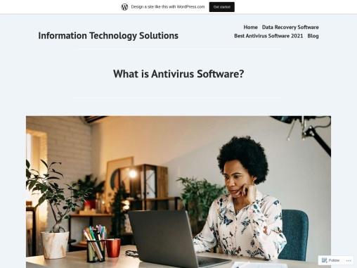 What is Antivirus Software | Antivirus or Antimalware