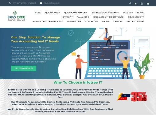 QuickBooks Demo | Free QuickBooks Online Demo | QuickBooks Desktop Demo