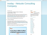 NetSuite implementation partners in India