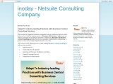 Microsoft Dynamics 365 Business Central Consulting services | inoday