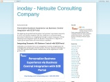Business Central integration with theB2B portal | inoday