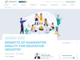 AUGMENTED REALITY IN EDUCATION – BENEFITS AND IMPACT