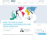 How to Find a Chief Technical Officer (CTO) for Your Startup?