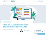 How to Make Money with Open Source Software?