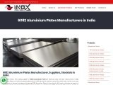 6082 Aluminium Plates Manufacturers in India