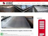 Aluminium Plates Manufacturers in India