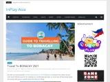 Travel To BORACAY Philippines 2021