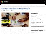 Grow your Online Business : Google analytics