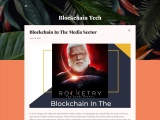 Application of blockchain in e commerce