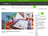 Best Carpet Cleaning Services Toronto
