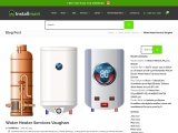 Best Water Heater Services Vaughan