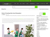 Get Home Cleaning Services Brampton