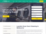 Laundry dryer and duct cleaning in melbourne