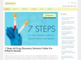 7 Steps All Drug Discovery Services Follow For Efficient Results