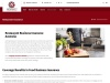 Restaurant Business Insurance – Restaurant Insurance