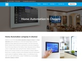 Home Automation company in chennai