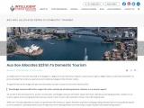 Aus Gov Allocates $231m To Domestic Tourism