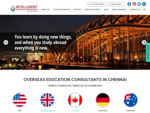 Overseas Education Consultants in Chennai for Canada – IOE