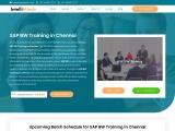 SAP BW Training in Chennai | intellimindz