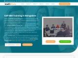 SAP MM Training in Bangalore |