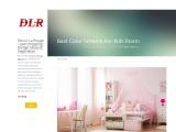 Best Color Selection For Your Kids Room – Decor La Rouge – Interior Design Service