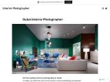 Leading interiors photography in Dubai