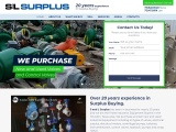New & Used Valve Buyers | S and L Surplus | US-Canada