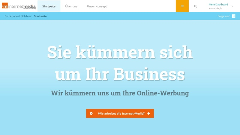 internet-media.com Vorschau, Internet Online Media GmbH