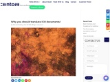 Into23 – Document Translation English To French