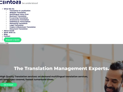 Most Reliable Translation & Localisation Company