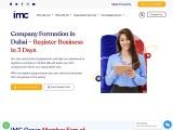 company formation in Dubai, company registration in Dubai