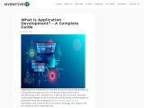 What is Application Development? – A Complete Guide