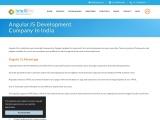 AngularJs Development Company India