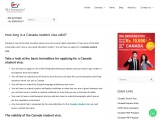 How long is a Canada student visa valid?