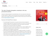 The role of Canada immigration consultants in the visa procurement process
