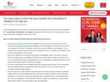 best Canada Visa Consultants in Janakpuri