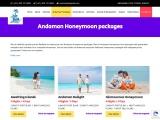 Andaman honeymoon package from Bangalore
