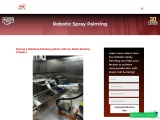 spray painting robot in malaysia