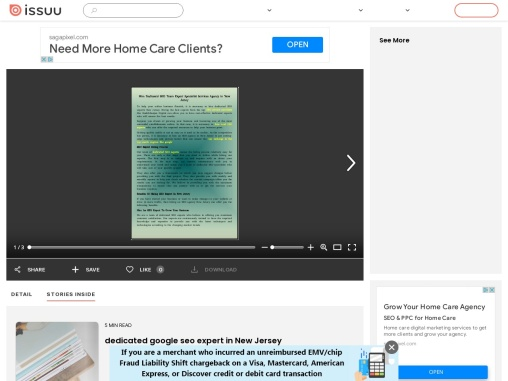 dedicated google seo expert in New Jersey
